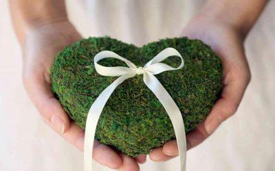 Öko-esküvő – közel a természethez